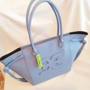 Powder Blue Sam Edelman Shoulder bag Handbag